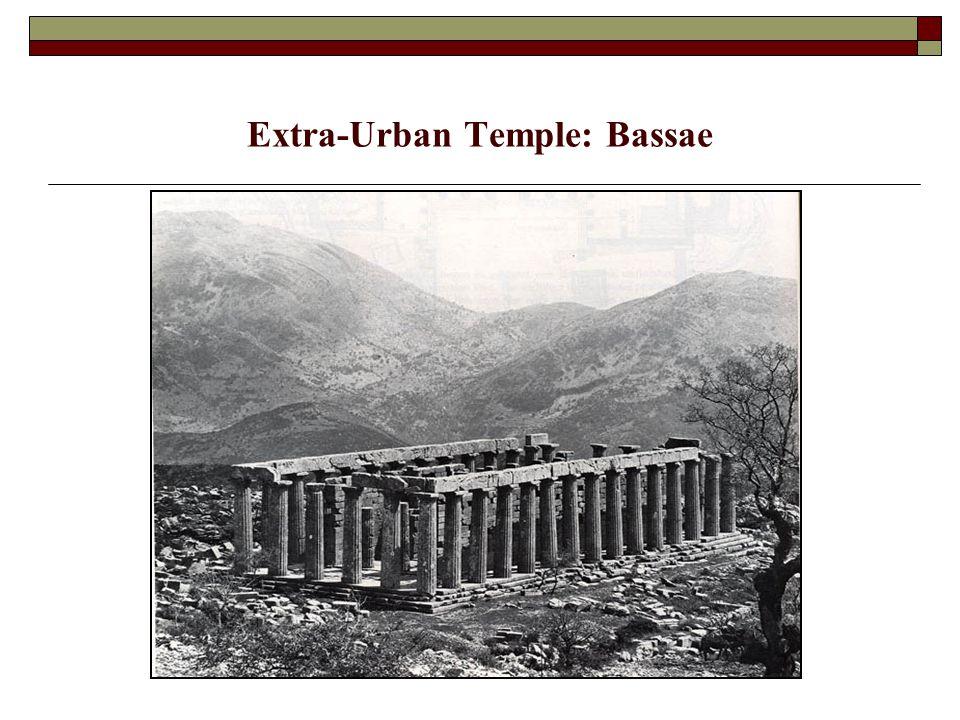 Extra-Urban Temple: Bassae