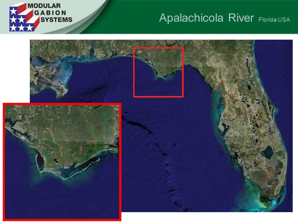 Apalachicola River Florida USA
