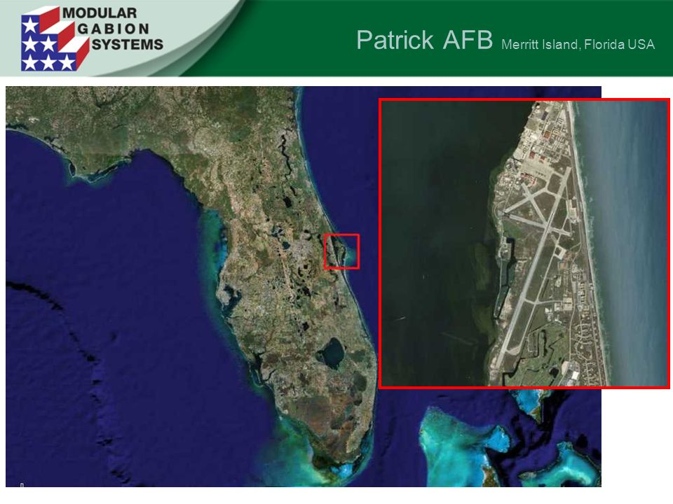 Patrick AFB Merritt Island, Florida USA