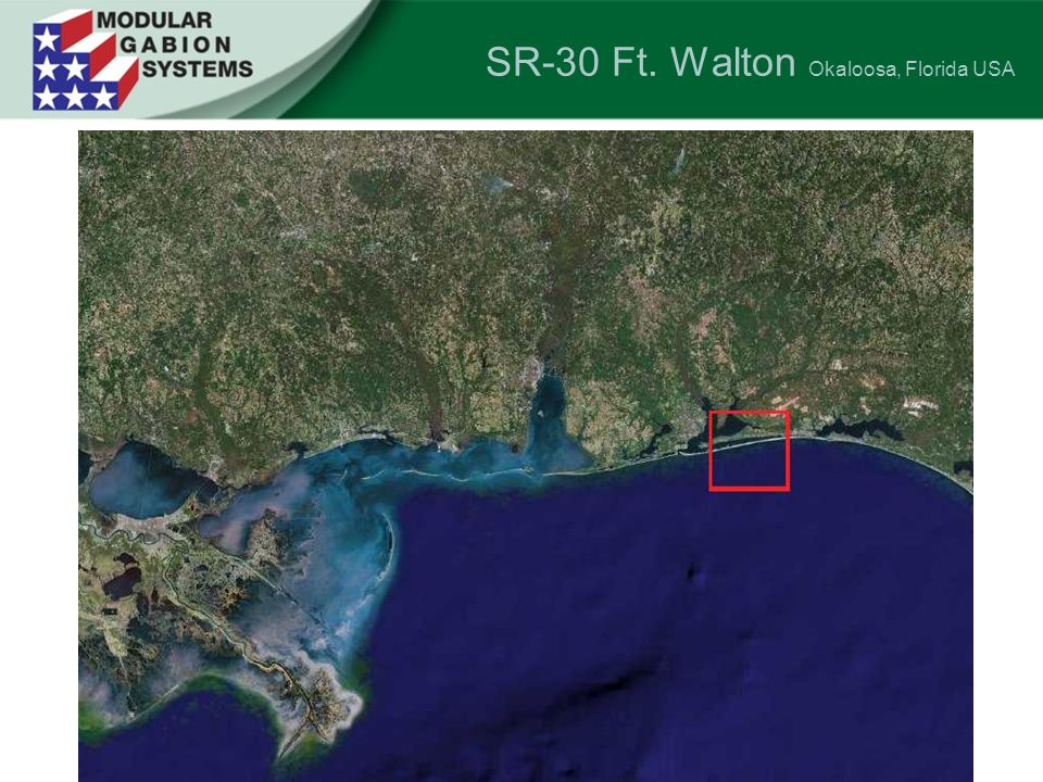 SR-30 Ft. Walton Okaloosa, Florida USA