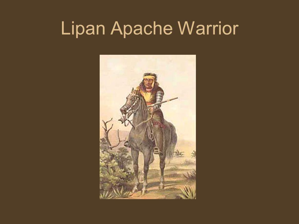 Lipan Apache Warrior