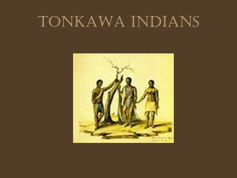 Tonkawa Indians