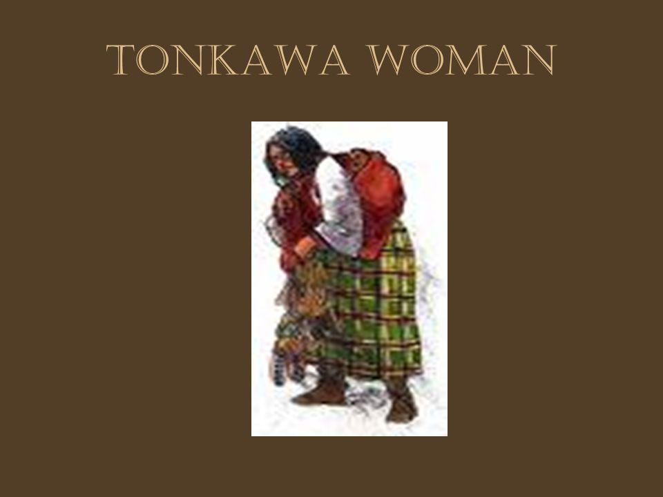 Tonkawa Woman