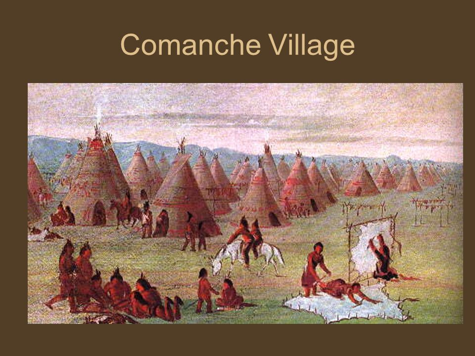 Comanche Village