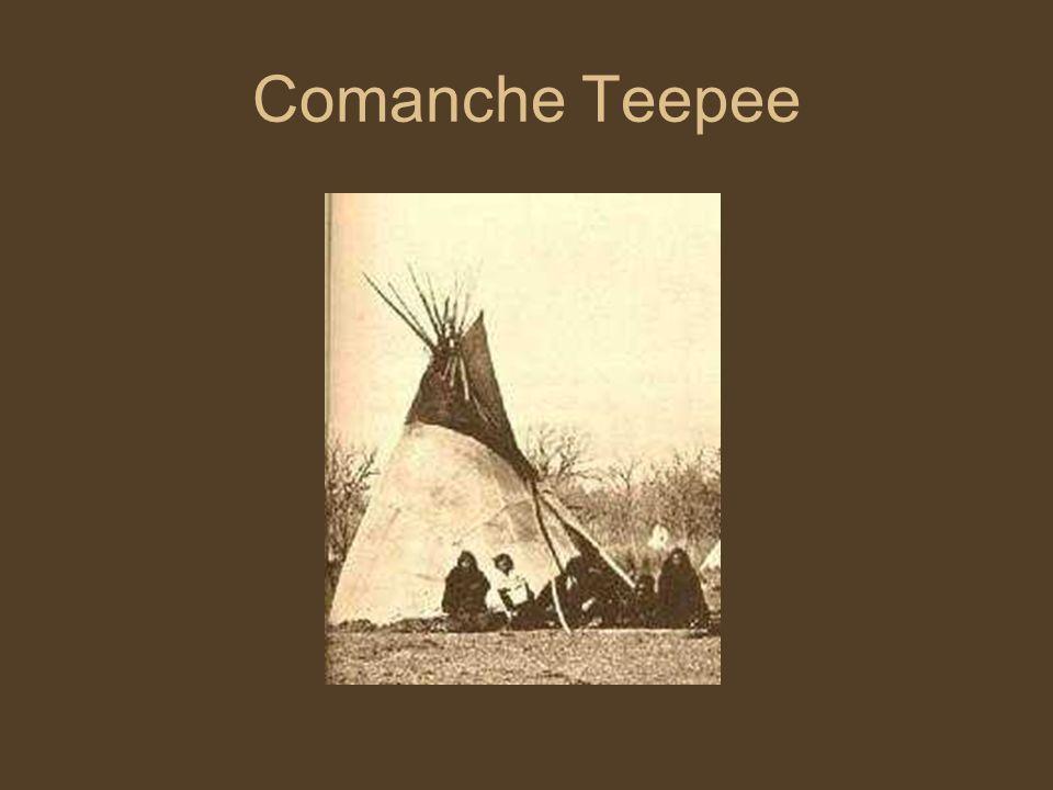 Comanche Teepee