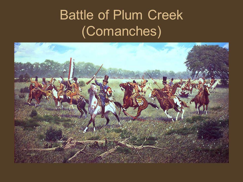 Battle of Plum Creek (Comanches)