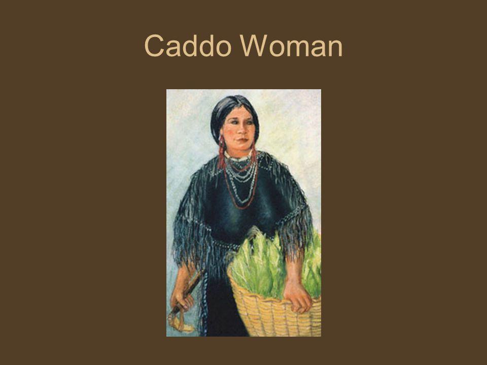 Caddo Woman