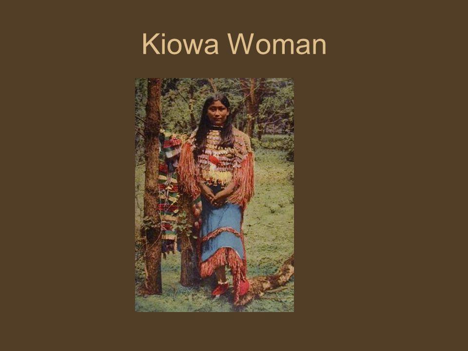 Kiowa Woman