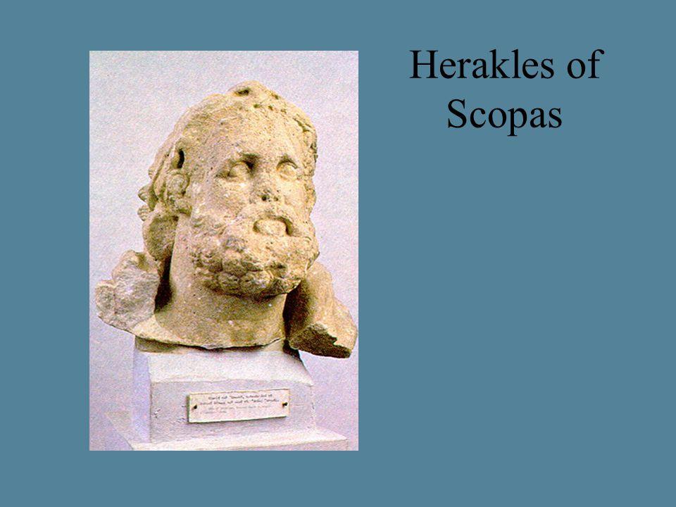 Herakles of Scopas
