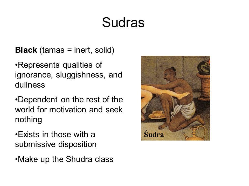 Sudras or Shudras