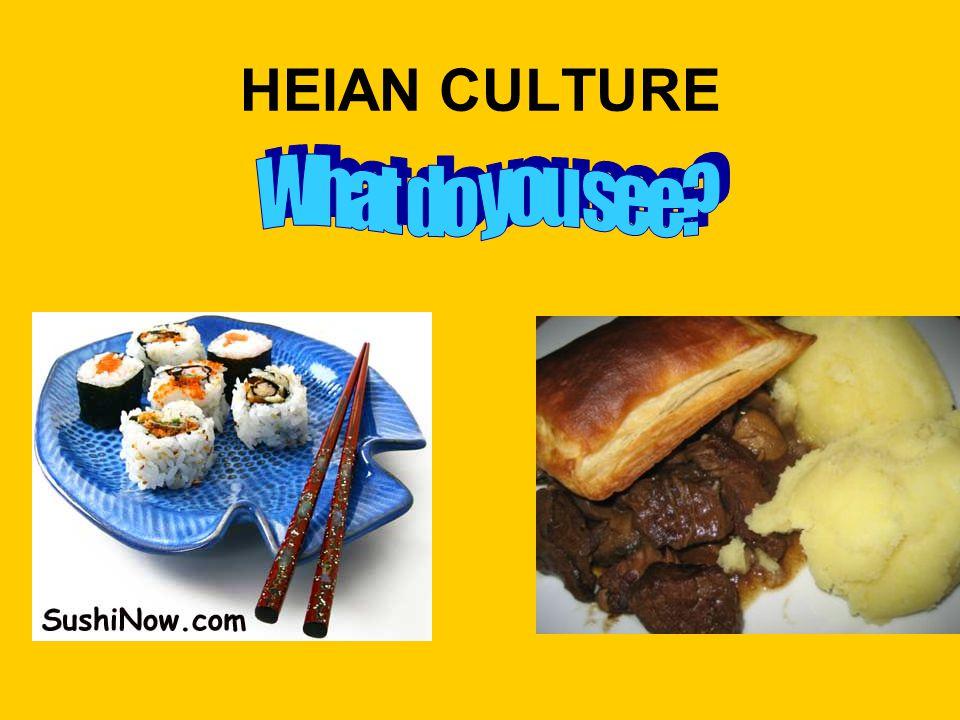 HEIAN CULTURE