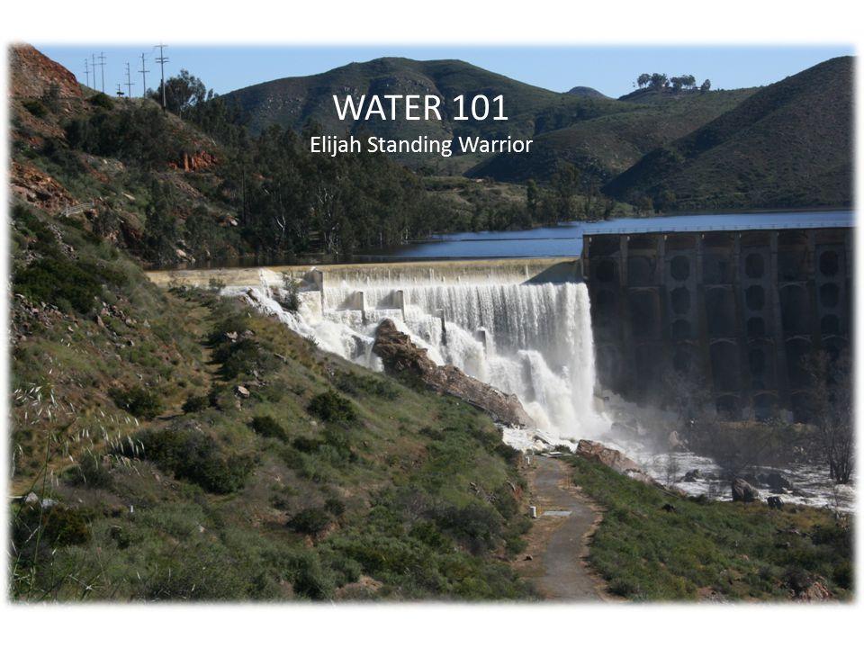 WATER 101 Elijah Standing Warrior