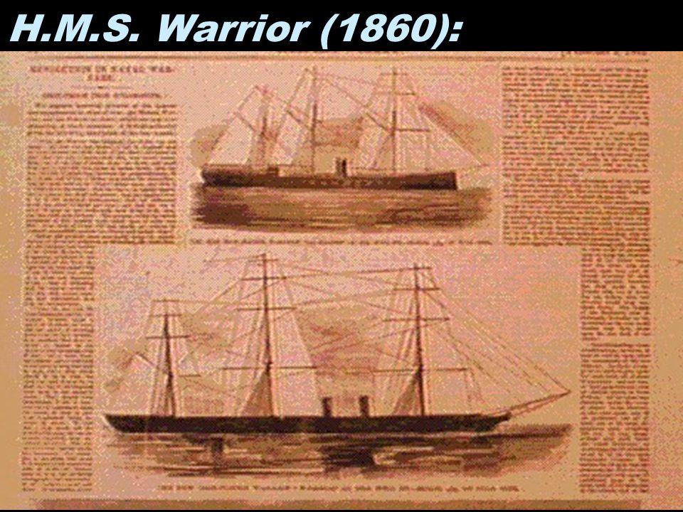 H.M.S. Warrior (1860):