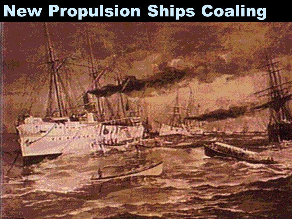 New Propulsion Ships Coaling