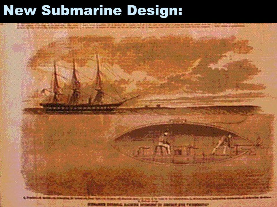 New Submarine Design: