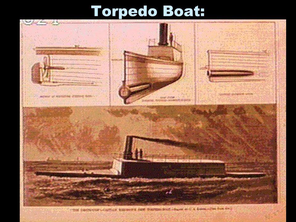 Torpedo Boat: