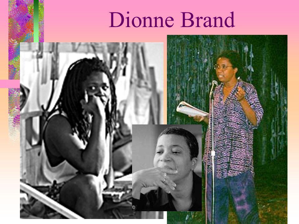 Dionne Brand