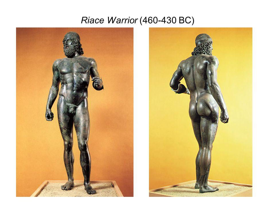 Riace Warrior (460-430 BC)