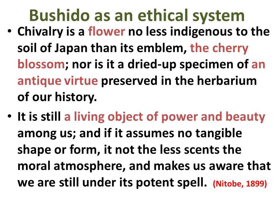 Bushido spirit in Karate