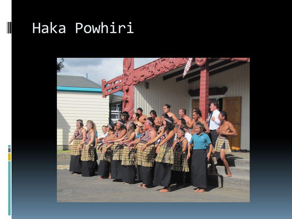 Haka Powhiri