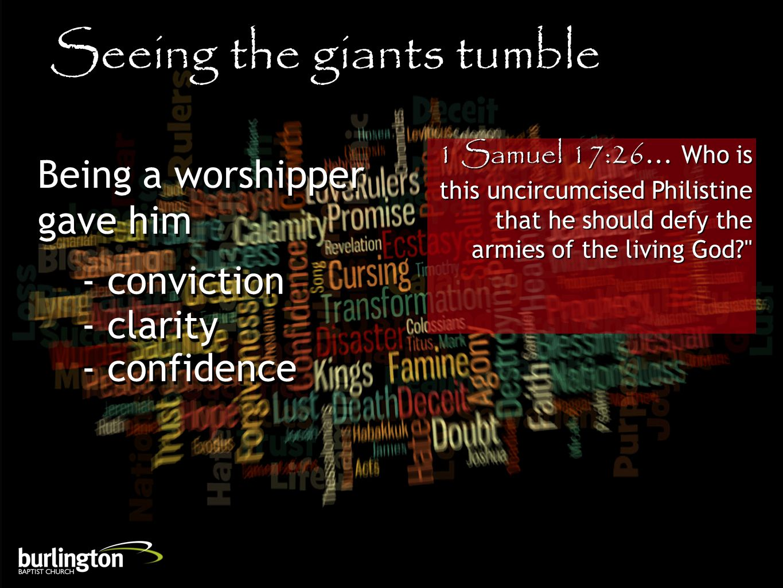 1 Samuel 17:26...