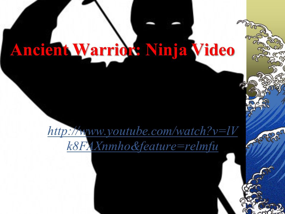 WAS A COVERT AGENT OR MERCENARY IN FEUDAL JAPAN WHO SPECIALIZED IN UNORTHODOX WARFARE.