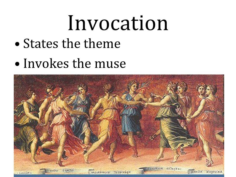 The Nine Muses Clio: History Euterpe: Music Thalia: Comedy Melpomene: Tragedy Terpsichore: Dance Erato: Love Poetry Polymnia: Divine Hymns Ourania: Astronomy Calliope: Epic Poetry