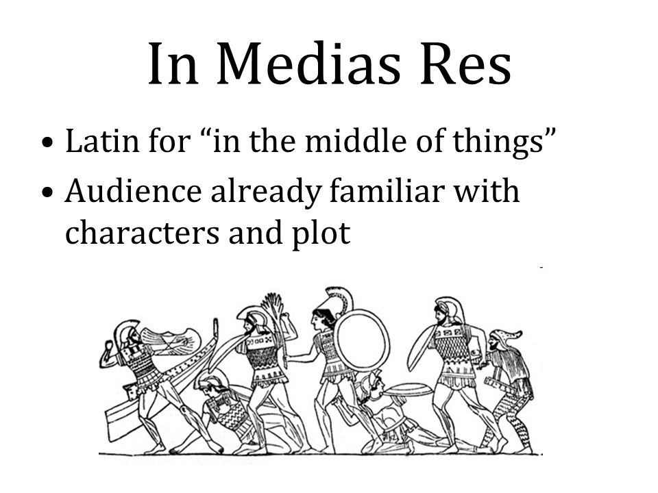 Stock Epithets Re-used noun-adjective combinations allowing reciter to quickly describe objects and characters in terms the audience would recognize wily Odysseus wine-dark sea