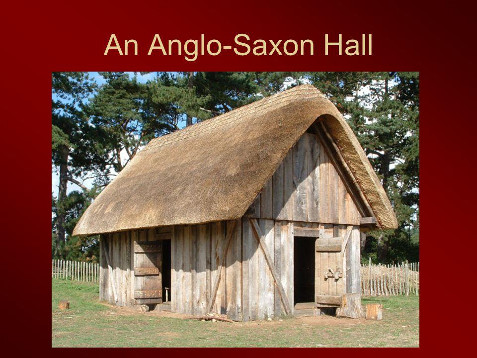An Anglo-Saxon Hall