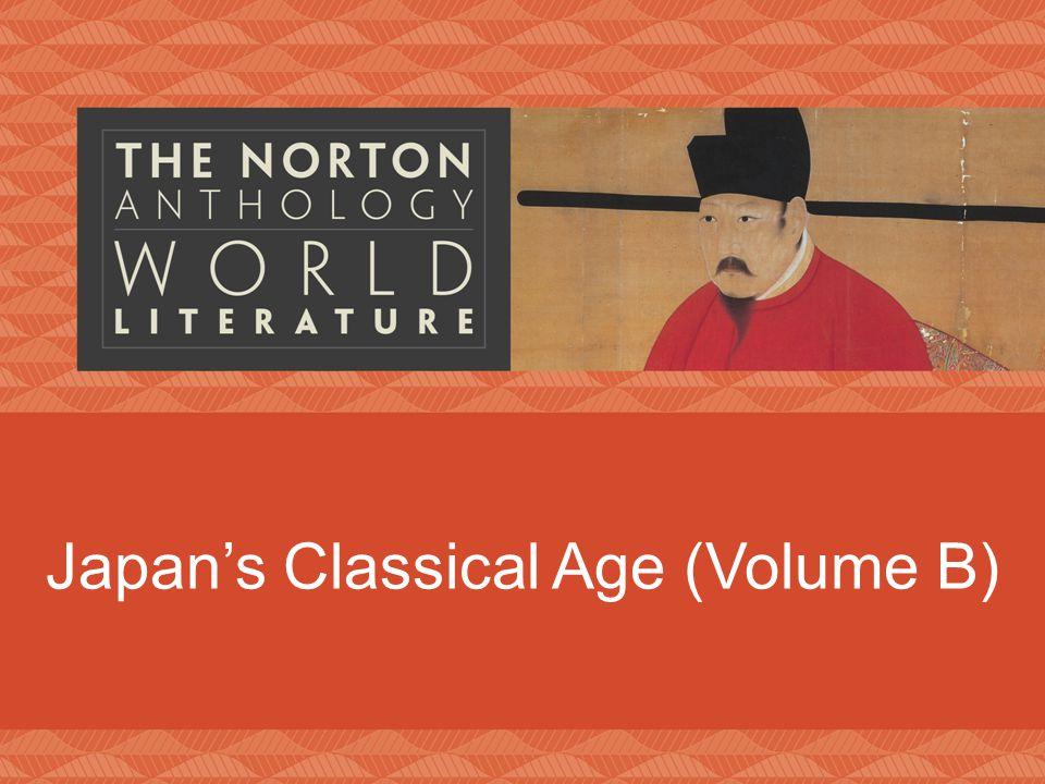 Japan's Classical Age (Volume B)