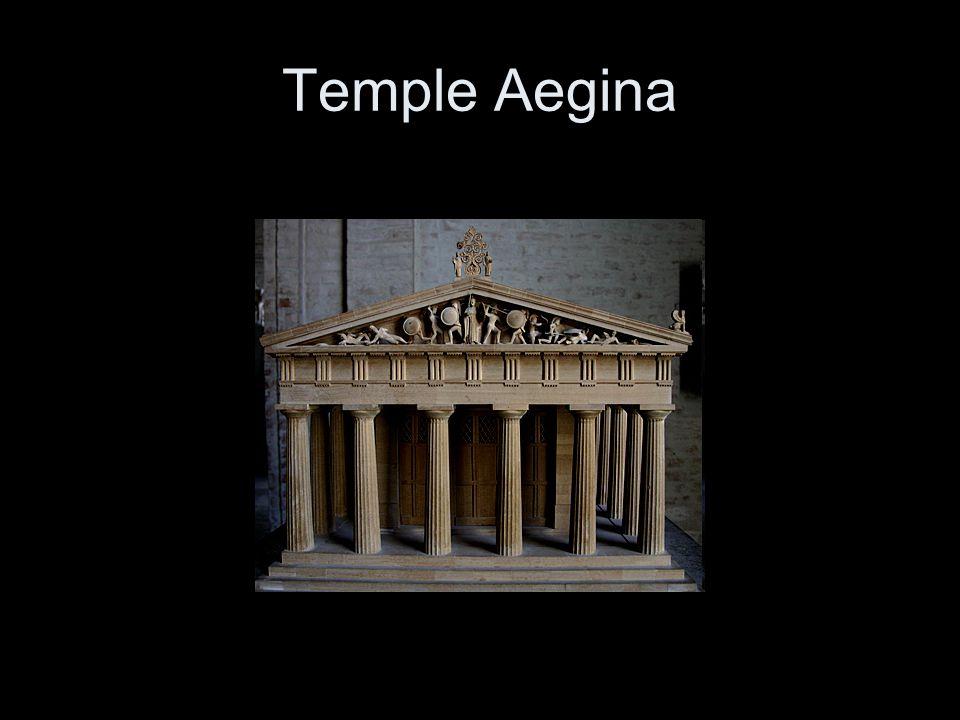 Temple Aegina