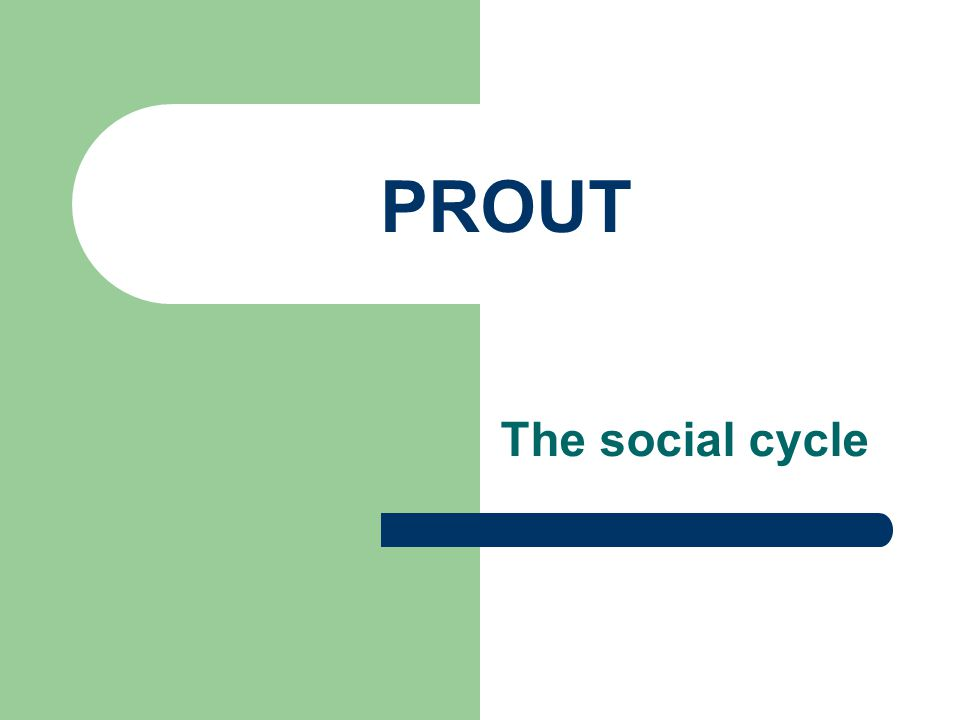 PROUT The social cycle