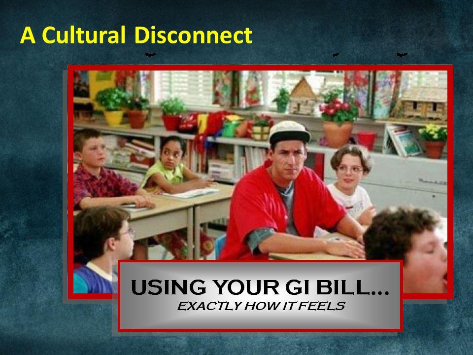 A Cultural Disconnect