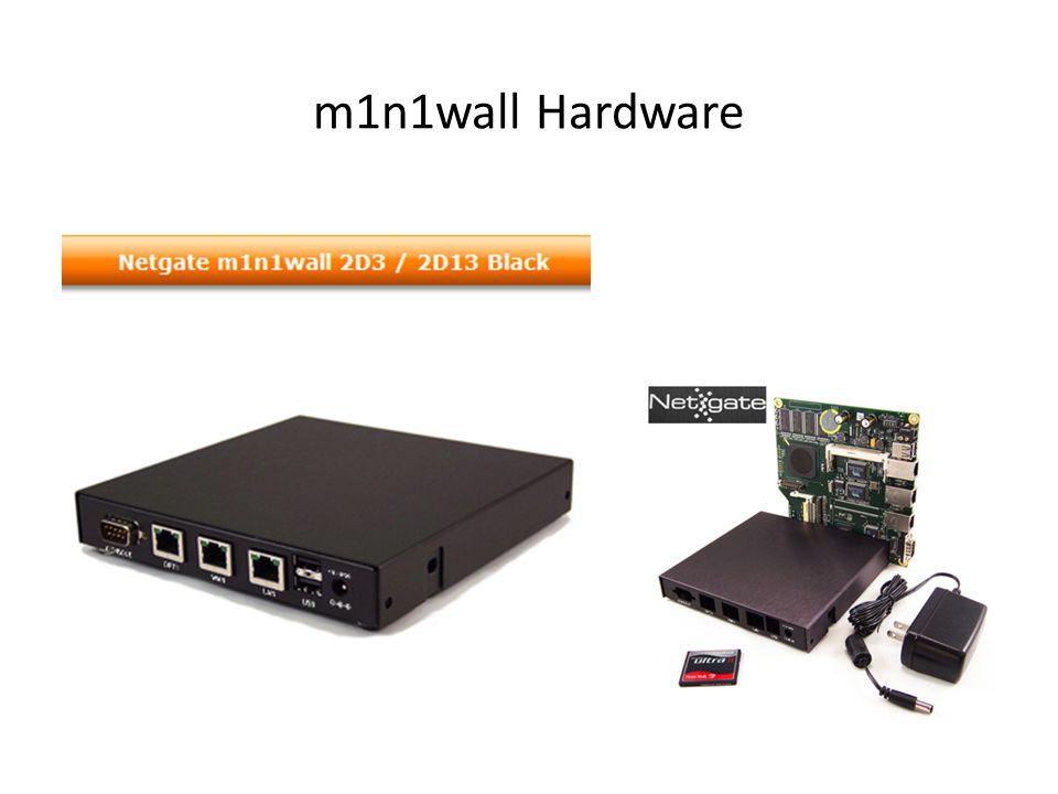 m1n1wall Hardware