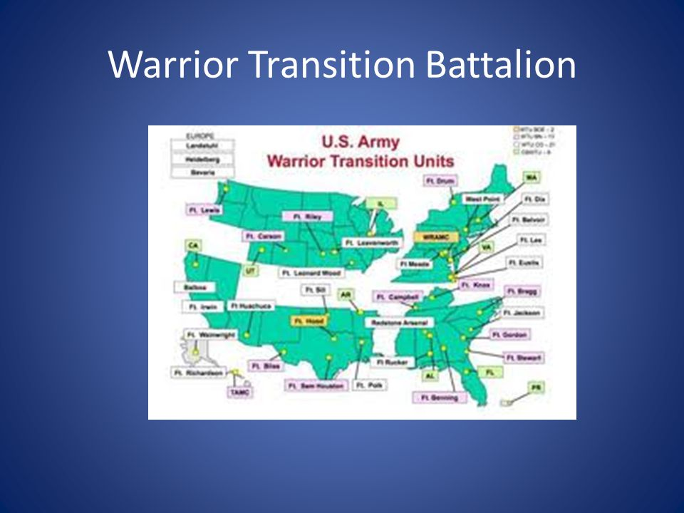 Warrior Transition Battalion