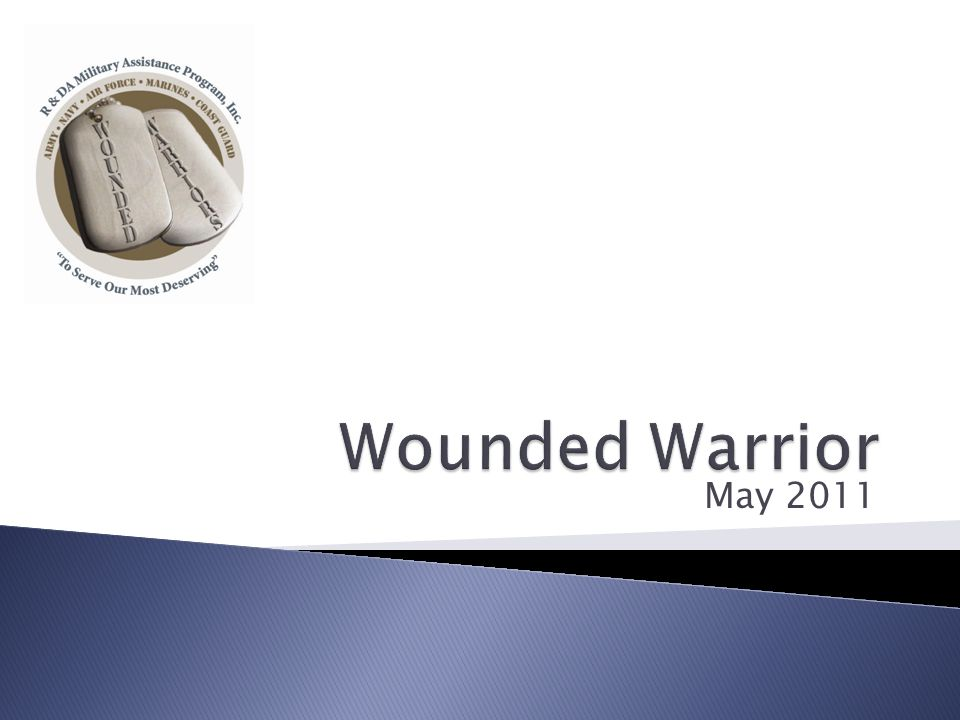  Support to Wounded and Families:$1,567,138  Collection Costs:None  Overhead Costs:None  Employee Costs:None R&DA supports this charitable effort by donating all costs to collect funds, provide overhead, and all labor is donated by the provider.