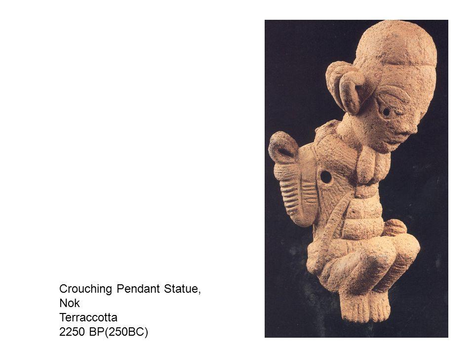 Torso of a Lion Cub, Nok, Terracotta, 2400 BP