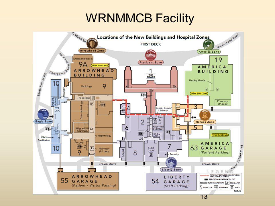 13 WRNMMCB Facility
