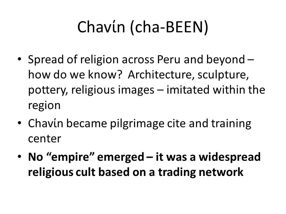 Chavίn (review) N.