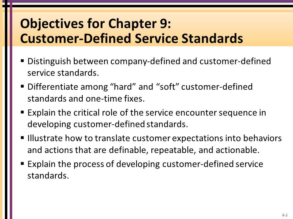 FedEx Service Quality Indicator (SQI) 9-4