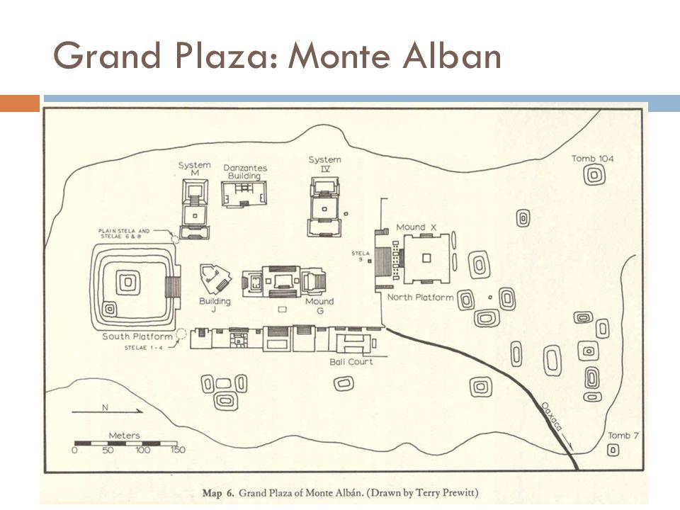 Grand Plaza: Monte Alban