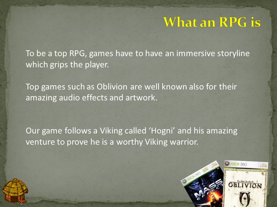 Viking Explorer is a unique RPG experience.