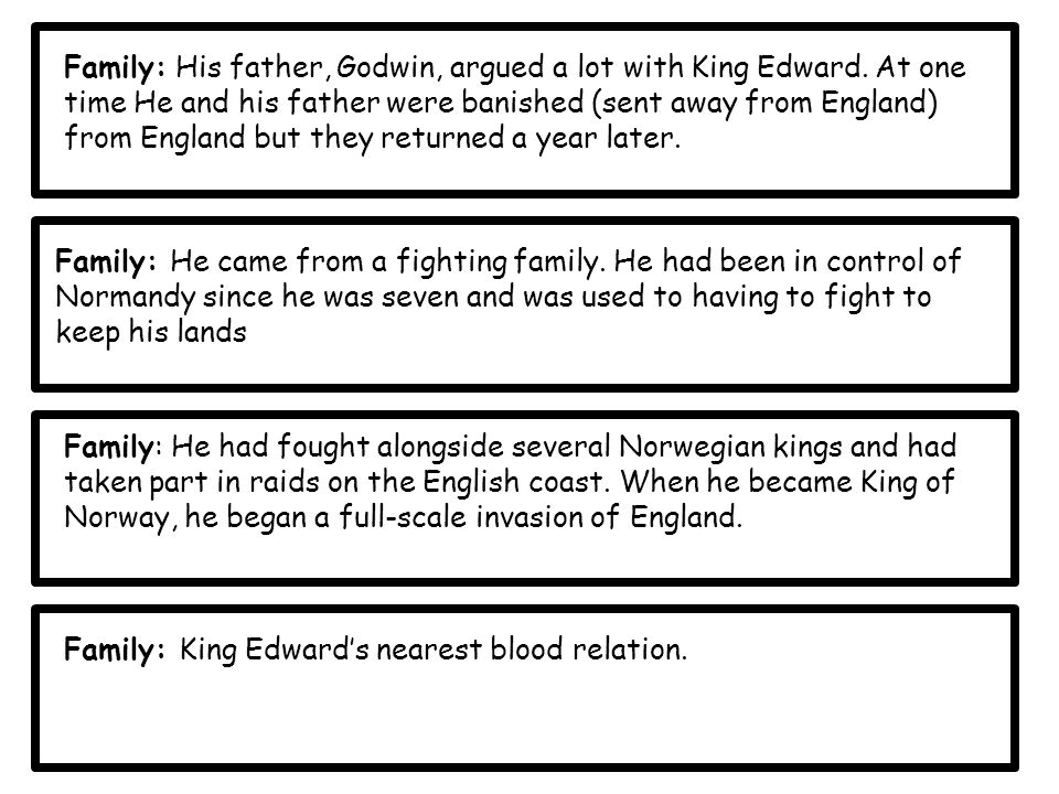 Family: He had fought alongside several Norwegian kings and had taken part in raids on the English coast.