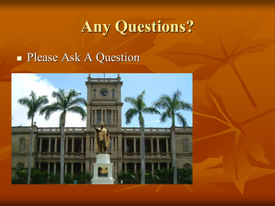 Resources And Pictures The website was Aloha-Hawaii.com and by a biography book of King Kamehameha The Great by the Kamehameha schools press 1982.