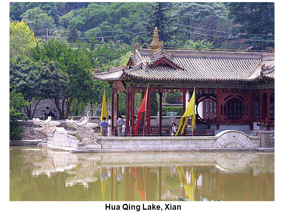 Hua Qing Lake, Xian