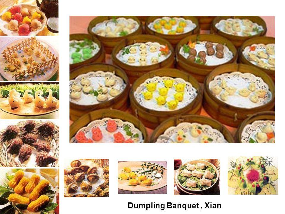 Dumpling Banquet, Xian