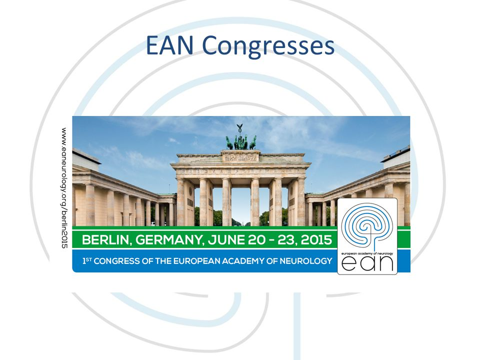 EAN Congresses