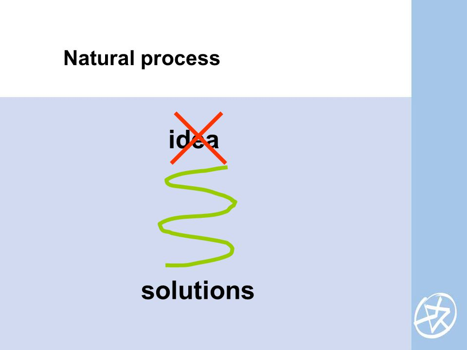 Idea  solution Separate stages Different rules for each stage
