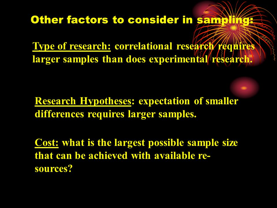 The level of significance of a statistical test is closely related to sample size.