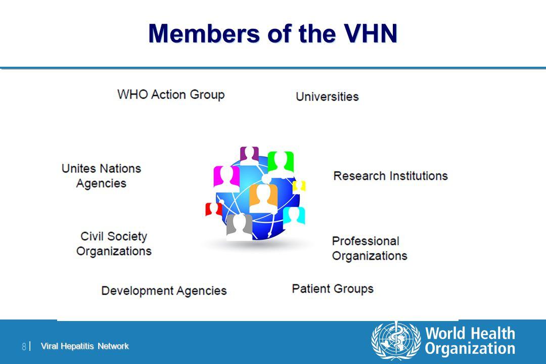Viral Hepatitis Network 8 |8 | Members of the VHN